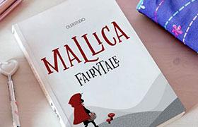Mallica Fairytale 童书漫画英文字体