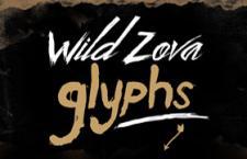 Wild Zofa Grunge 复古书法风格英文字体