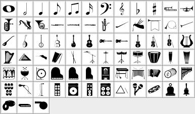 75个乐器ps形状,csh格式