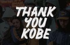 Thank You Kobe 英文字体,可商用