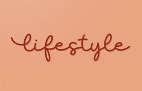Lifestyle 连笔英文字体