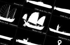 27种海事航海PS形状,CSH格式