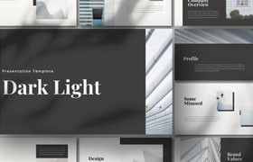 商务创意设计PPT模板