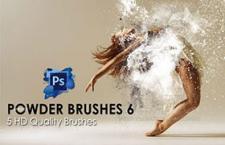粉尘爆炸效果Photoshop笔刷