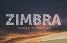 Zimbra英文字体,免费可商用